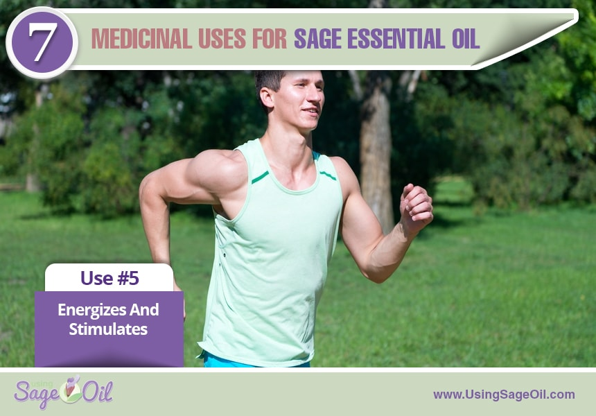 how to use sage essential oil
