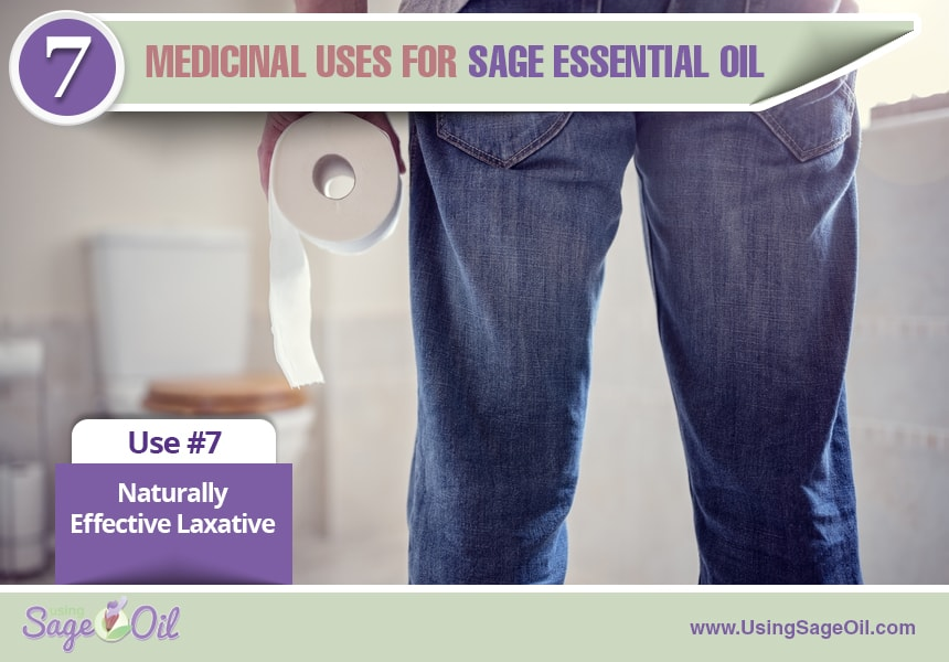 sage essential oil uses