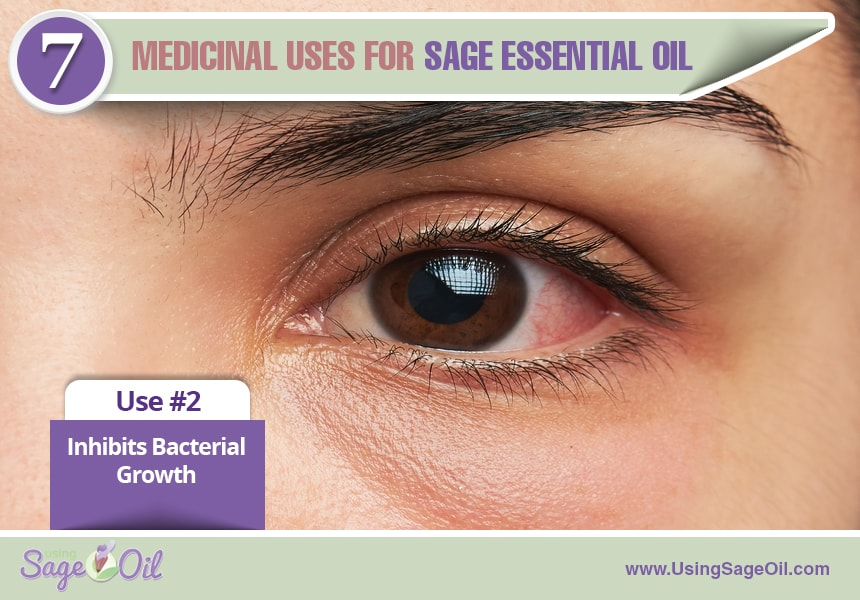 benefits of sage essential oil